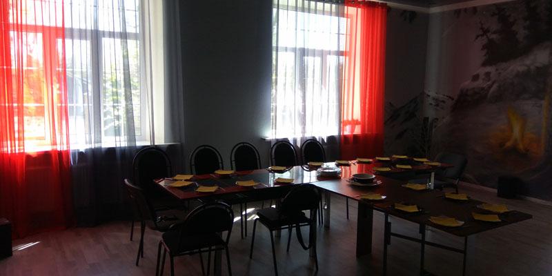 Банкетный, конференц зал